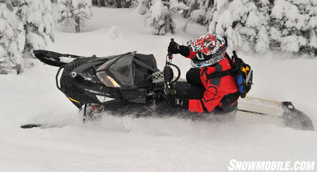2011 Ski-Doo 800 Summit Review - Snowmobile com
