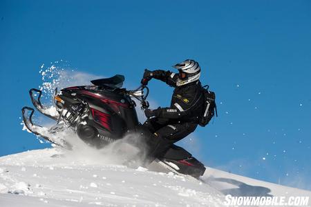 2011 Yamaha FX Nytro MTX SE