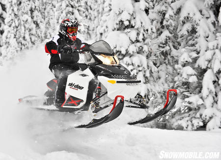 This limited edition version of Ski-Doo's Backcountry runner features special styling and a bevy of premium features.