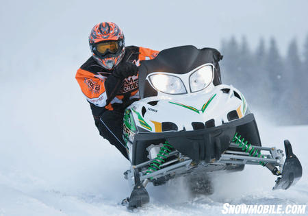 2011 Arctic Cat Cfr 1000 Review Snowmobilecom