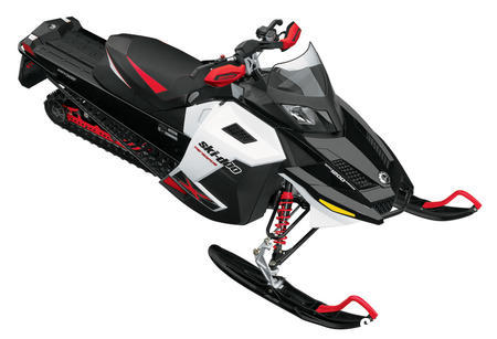 This white/black/red beauty is available in limited numbers as an early season order model for 2011.