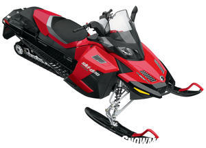 The smooth-pulling Rotax 4-TEC 1200 triple lets you put on miles in a hurry.