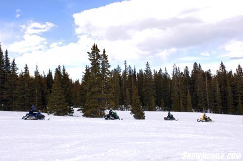 Choosing an Ontario Snowmobiling Destination