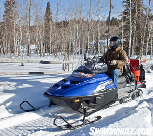 2011 Polaris WideTrak LX Review