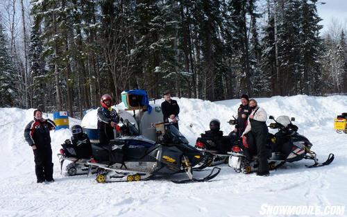 Ontario Adventure to Moosonee - Base Camp