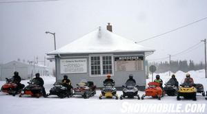 Ontario Adventure to Moosonee - Moosonee
