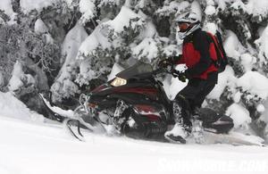 2011 Yamaha Nytro MTX SE 153