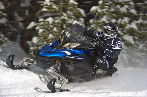 2012 Yamaha Apex SE