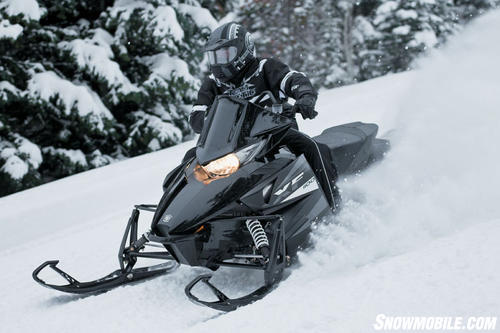 2012 Arctic Cat Snowmobile Lineup Unveiled