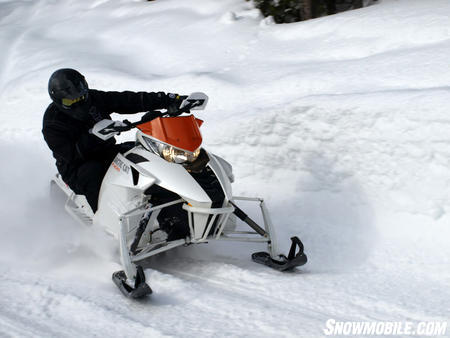 2012 Arctic Cat F1100 Turbo Sno Pro Limited Review [Video