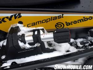 2012 Ski-Doo MX Z X-RS