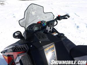 2012 Polaris Switchback Adventure 600