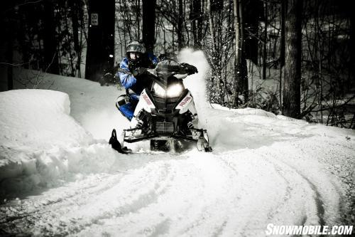 Rainbow Country Snowmobile Adventure