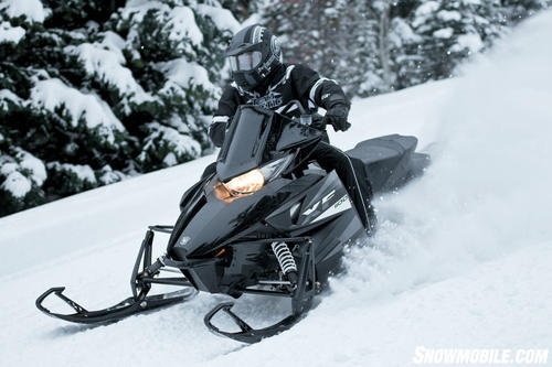 2012 Arctic Cat XF1100 LXR Action03