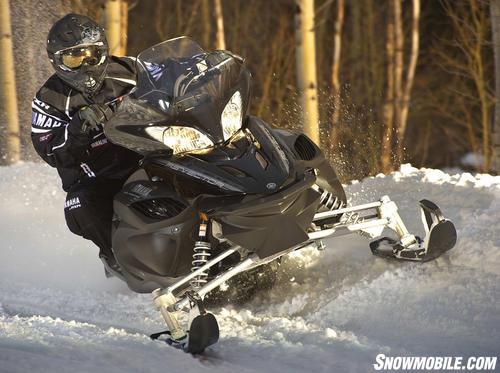 2012 Yamaha RS Vector