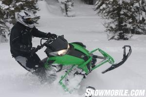 2012 Arctic Cat M800