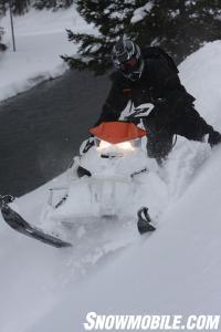 2012 Arctic Cat M1100 Turbo Sno Pro LTD