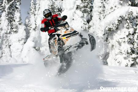 2012 Ski-Doo Freeride Review