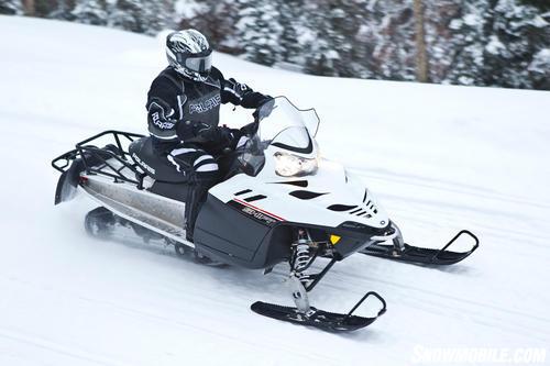 2012 Polaris 550 Shift 136