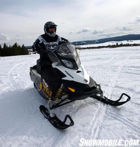 Ski-Doo MXZ Sport 600 ACE