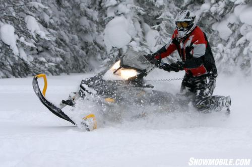 2012 Ski-Doo Summit SP 600