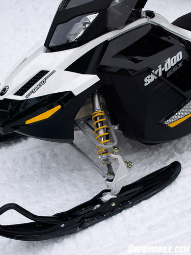 2012 Ski-Doo GSX 1200 LE Front Suspension