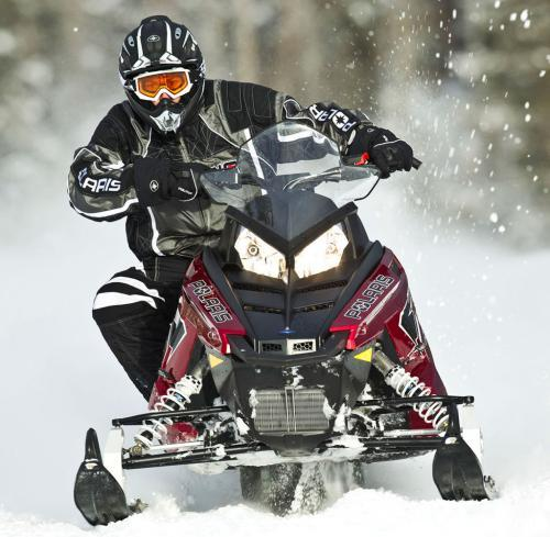 2012 Polaris 600 Switchback Action Front