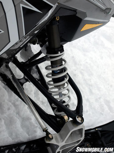 2012 Polaris 600 Switchback Front Suspension