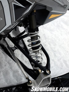 2012 Polaris 600 Switchback Front Suspension