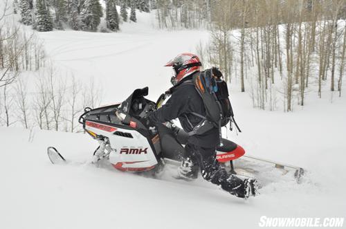 2012 Polaris RMK Pro 600