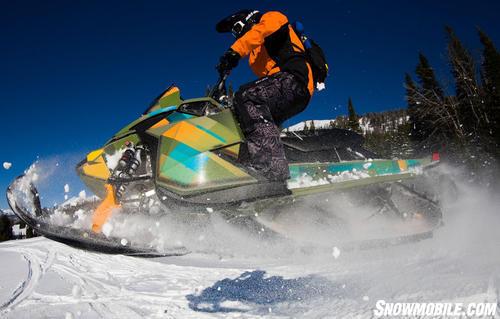 2013 Ski-Doo Freeride 800R