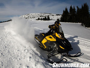 2013 Ski-Doo MXZ TNT 1200 4TEC