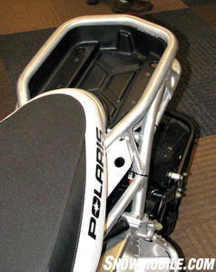 2013 Polaris Cargo Rack