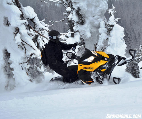 2013 Ski-Doo Summit X
