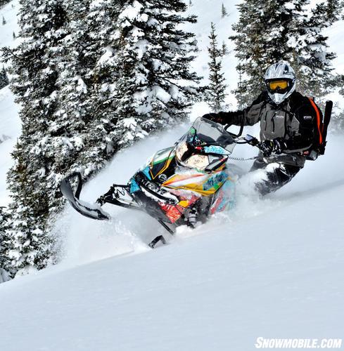 Ski-Doo tMotion Action