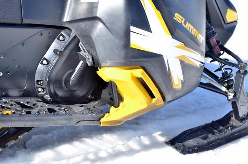 Ski-Doo tMotion Foot Well
