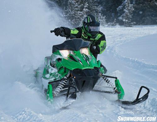 Arctic Cat Riders