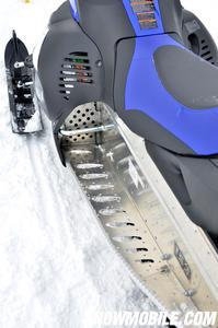 2013 Yamaha Nytro MTX Turbo runningboards