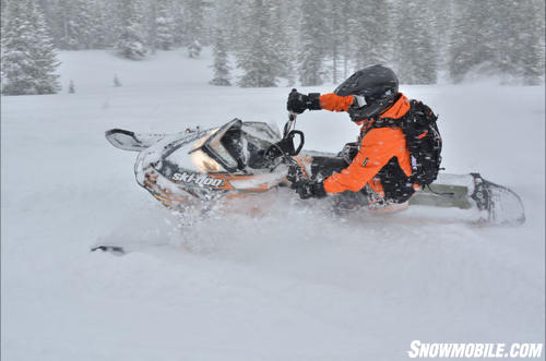 2013 Ski-Doo Freeride Torque