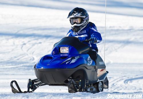 2013 Yamaha SRX 120 Action