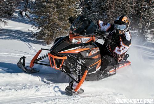 2013 Arctic Cat XF1100 CrossTour
