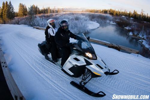 2013 Ski-Doo Grand Touring SE