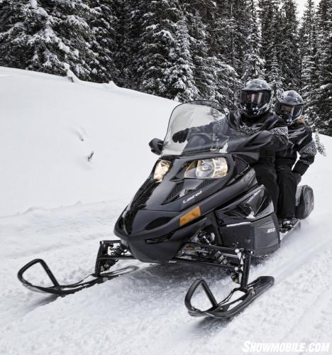 2013 Arctic Cat TZ-1 LXR Action 01