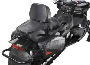 2013 Arctic Cat TZ-1 LXR Rear Storage