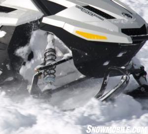 2013 Ski-Doo Grand Touring SE 1200 Front Suspension