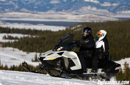 2013 Ski-Doo Grand Touring SE 1200 Scenic