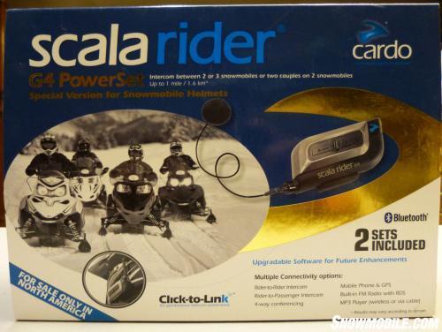 Scala Rider G4 Kit