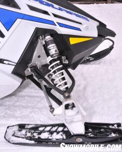 Polaris Front Suspension