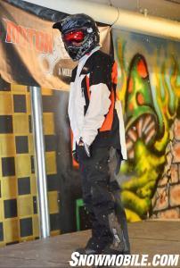Motor Fist Klim Fashion Show