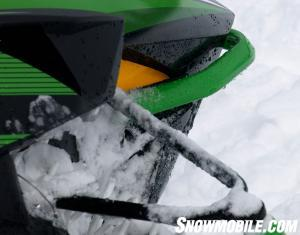 2013 Arctic Cat XF800 LXR A-arm
